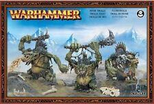 Troggoths Orcs & Goblins Warhammer Fantasy Miniatures