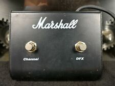 Marshall Channel/DFX Footswitch
