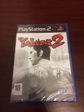 Yakuza 2 RARE RPG Game Playstation PAL UK Version PS2 NEW SEALED