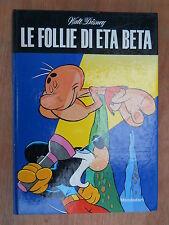 Le follie di Eta Beta Walt Disney cartonato 1971