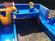 Aqua Play Wasserbahn Wasserspielzeug Badespaß Spielen Wasser Sommer Pumpe Stau