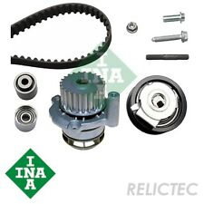 Timing Belt + Water Pump Set Audi VW Seat Skoda:A4,A3,A6,TT,OCTAVIA II 2