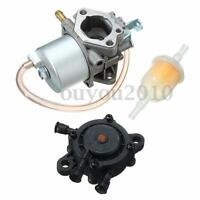 Carburetor With Fuel Gas Pump + Filter FOR 1992-1997 Club Car FE290 DS