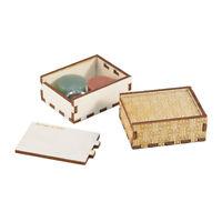 Wooden Jewellery Box Custom Vault 101 Limited Body Jewellery Handmade Box