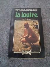 Livre erotique adult sexe 1978 titre La Loutre