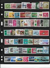 Germany DDR stamp collection lot 135