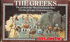 Atlantic 1:87 Ho The Greeks The Greek Army Plastic Figure Kit#1805U