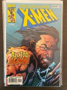 The Uncanny X-Men 380 High Grade Marvel Comic Book CL80-135