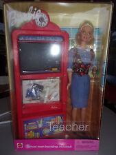 NEW MATTEL TEACHER BARBIE NEVER OUT OF BOX