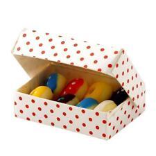 1/12 Dollhouse Miniature Kitchen Food Cakes Dessert Donut 8pcs Kit Accessories
