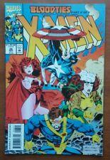 X-Men #26 (1993) Bloodties pt. 2 of 5