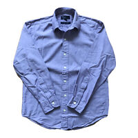 Polo By Ralph Lauren Purple Long Sleeved Shirt Size 10 100% Cotton