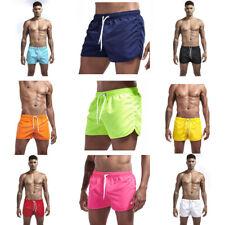 Men's Sports Training Bodybuilding Summer Shorts Beach Fitness GYM Short Pants