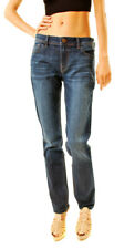 DL1961 Womens Authentic Nicky Wverly Slim-Straight Jeans Blue Size 24W