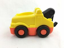 Fisher Price Little People Racing Ramps Tow Truck Zoom Around Sounds Truck Only