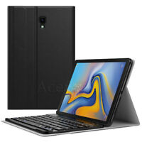 For Samsung Galaxy Tab A 10.5 T590 T597V/P 2018 Tablet Case Cover w/ Keyboard US