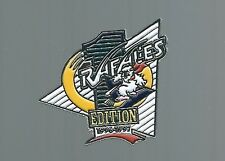 Defunct Quebec Rafales  ''1st Edition 1996-97''  IHL Hockey pin