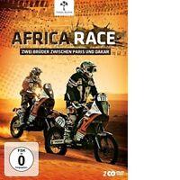 TOBIAS MORETTI/+ - AFRICA RACE-ZWEI BRÜDER ZWISCHEN PARIS UND DAKAR 2 DVD NEU
