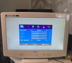 """Bush 22 Inch HD Ready Digital LCD TV With Built In DVD Player 22"""" Tablet Phone"""