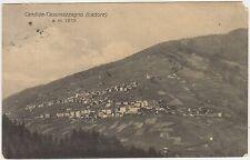 CANDIDE CASAMAZZAGNO - COMELICO SUPERIORE (BELLUNO) 1911