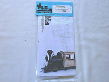 More details for banta on30 scale cab for bachmann porter locomotive kit t-2071 [sealed]