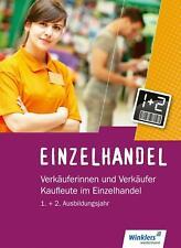Einzelhandel. 1. + 2. Ausbildungsjahr: Schülerband | Karin Jockel | Taschenbuch