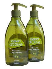 Dalan d' olive olive oil hand wash 2x400ml-no paraben