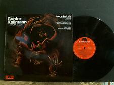 GUNTER KALLMANN CHORUS Once In Each Life  LP  Pop Psych  Mike Vicars etc  EX !
