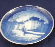 1975 Royal Copenhagen Christmas Plate 7.25 inch - Kai Lange