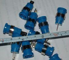 10 RS componenti 4mm Banana Socket MAX 35 AMPERE e tiene al riparo SPINE 429-375