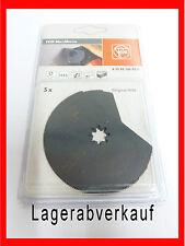 FEIN HSS-Segmentsägeblatt Ø 80 mm 5er Pack Multimaster  # 63502106080