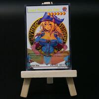 Yugioh ORICA: Dark Magician Girl (Holo) | ORIC-019 Full-Art Foil Magier Mädchen