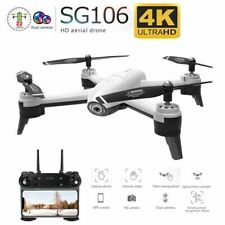 WiFi FPV RC Drone 4K Camera Optical Flow 1080P HD Dual Camera Aerial Video RC