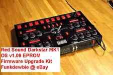 Red Sound Darkstar MK1 OS v1.09 EPROM Firmware Upgrade Kit