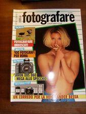 FOTOGRAFARE 7/2002 - CANON EOS D60 - START 66 - KODAK EASYSHARE DX4900 OTTICHE V