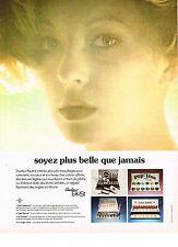 PUBLICITE  1974    DOCTEUR FAUST  cosmétiques