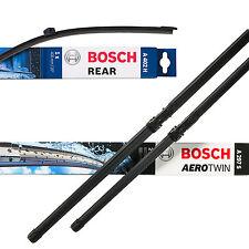 BOSCH Scheibenwischer Wischerblätter Set AEROTWIN  A297S + A402H AUDI Q3 B8 8K5