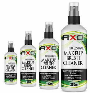 PROFESSIONAL MAKEUP BRUSH QUICK DRY CLEANER / STERILIZING LIQUID UK SELLER