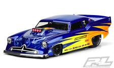 Proline 3523-00 Super J Pro-Mod Short Course Drag Car Body (Clear)