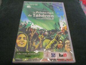 """DVD NEUF """"LE PRINTEMPS DE TEHERAN : L'HISTOIRE D'UNE REVOLUTION 2.0"""""""
