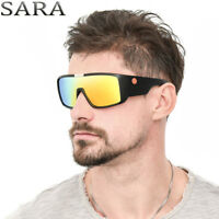 New Windproof Large Oversized Sunglasses Outdoor Sport Cycling Bike Goggles 5