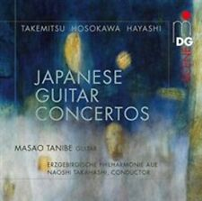 Japanese Guitar Concertos, New Music