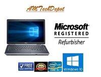 Dell Latitude E6330 Core i5-3320M 2.60GHz 8GB 500GB HDD Win10 Pro 64-BIT