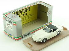 Model Box 8419 FERRARI 275 GTB Spyder vendeur Capottina 1:43 neuf dans sa boîte 1603-10-21