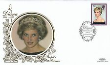 (02066) GB Benham FDC Princess Diana Death Althorp 3 February 1998