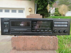 Sony TS-2000 cassette deck player/recorder