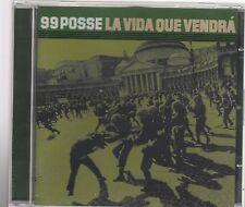99 POSSE LA VIDA QUE VENDRA' CD