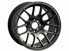 16X8 +20 XXR 530 4x100/114.3 Chromium Black Wheels (Set of 4)