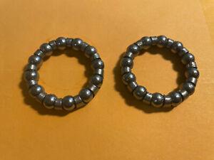 A pair of bearings replacement set for Schwinn Recumbent Bike 230 270 Series