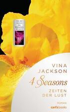 4 Seasons - Zeiten der Lust, Band 1, Fortsetzung von 80 DAYS-Reihe, Vina Jackson